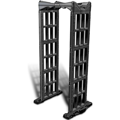 Портативный арочный металлодетектор (металлоискатель)