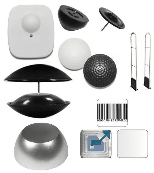 Защитные антикражные датчики