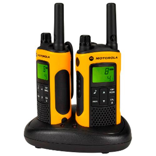 Портативная защищенная рация Motorola TLKR-T80 Extreme для активного туризма