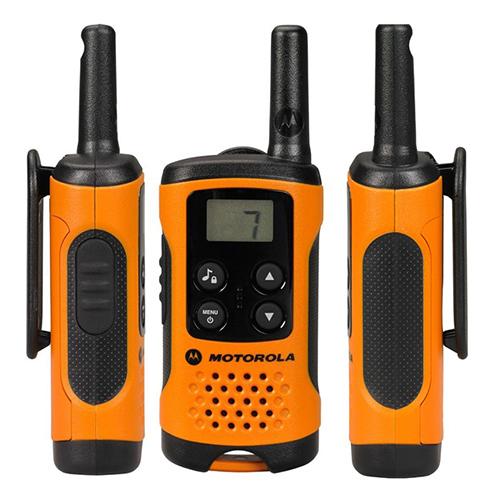Радиостанция Motorola TLKR T41 Orange