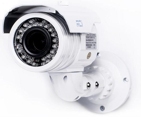 Аналоговая уличная видеокамера RCI