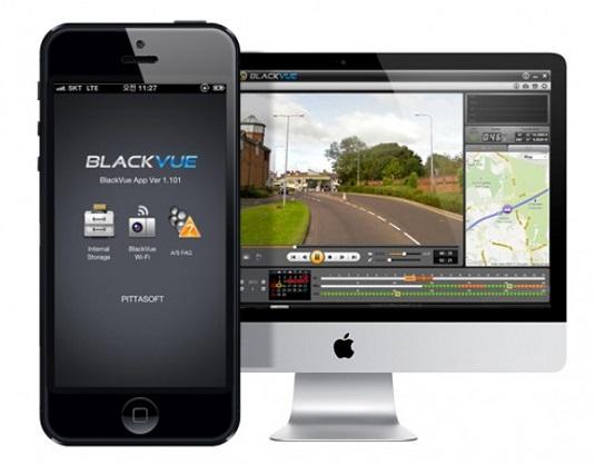 Автовидеорегистратор с GPS
