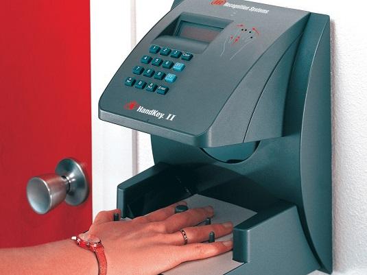 Биометрический ключ