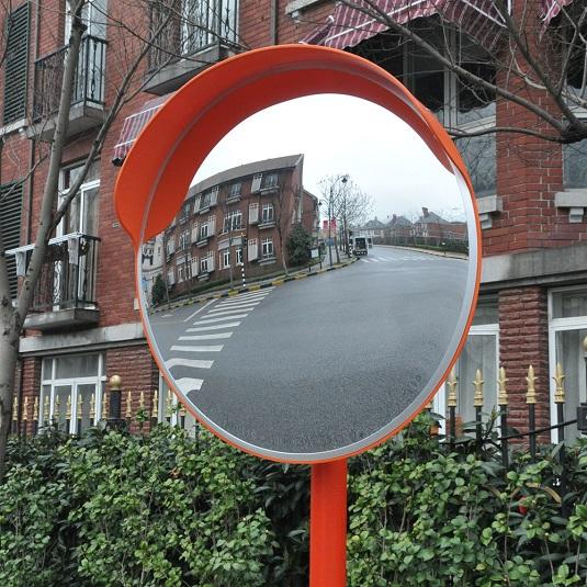Дорожное сферическое зеркало