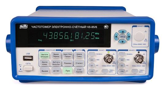 Электронно-счетный частотомер