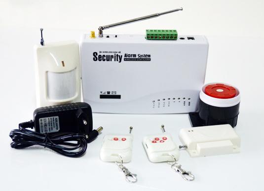 GSM-сигнализация для сейфа