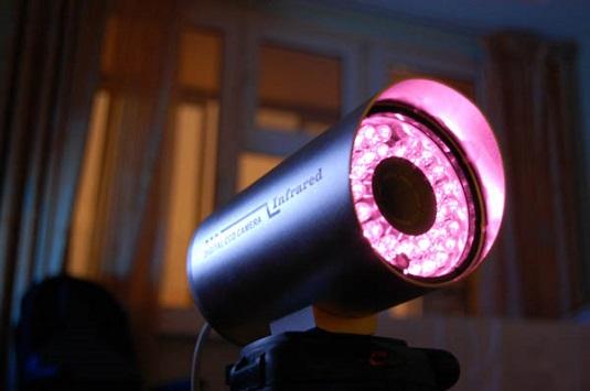 ИК-подсветка в видеокамере