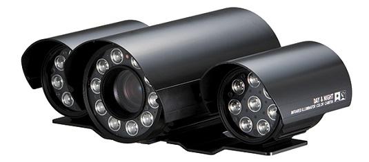 Инфракрасная подсветка в видеокамере