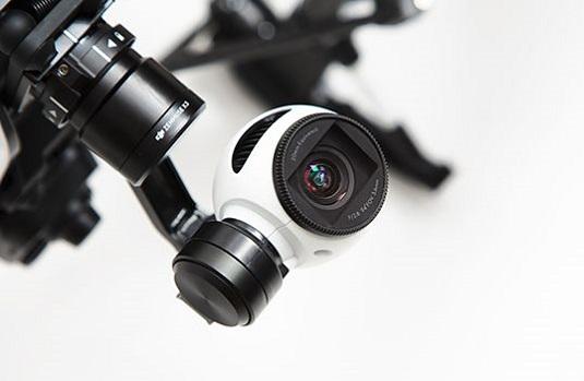 Видеокамера квадрокоптера