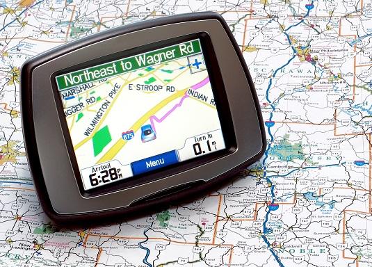 Карта навигации