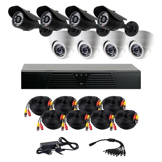 Комплект видеонаблюдения CoVi Security