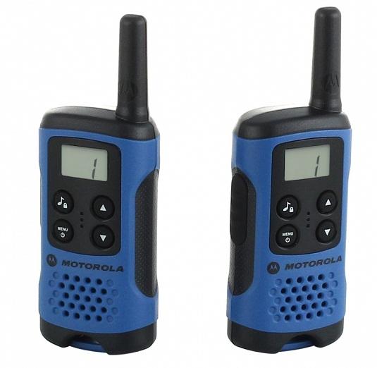 Рация Motorola T41 Blue