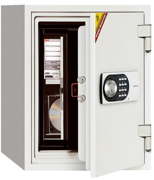 Огнестойкий сейф для магнитных носителей