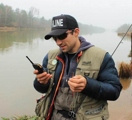 Рация для рыбалки