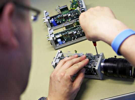 Самостоятельный ремонт камер наблюдения