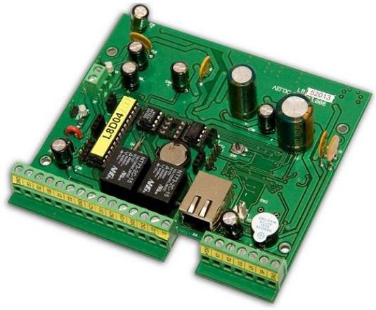 Сетевой контроллер СКУД