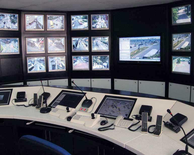 Системы безопасности на предприятиях