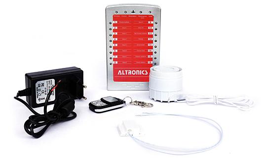 Сигнализация Altronics AL-91 red