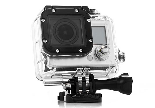 Экшн-камера GoPro HERO3 White Edition