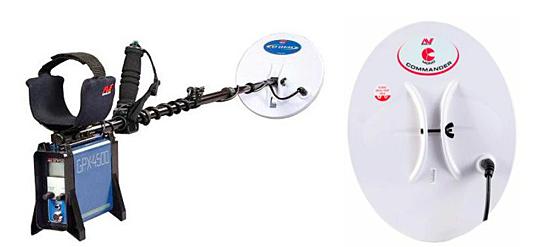 Металлоискатель Minelab GPS-4500