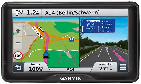 Дисплей навигатора Germin