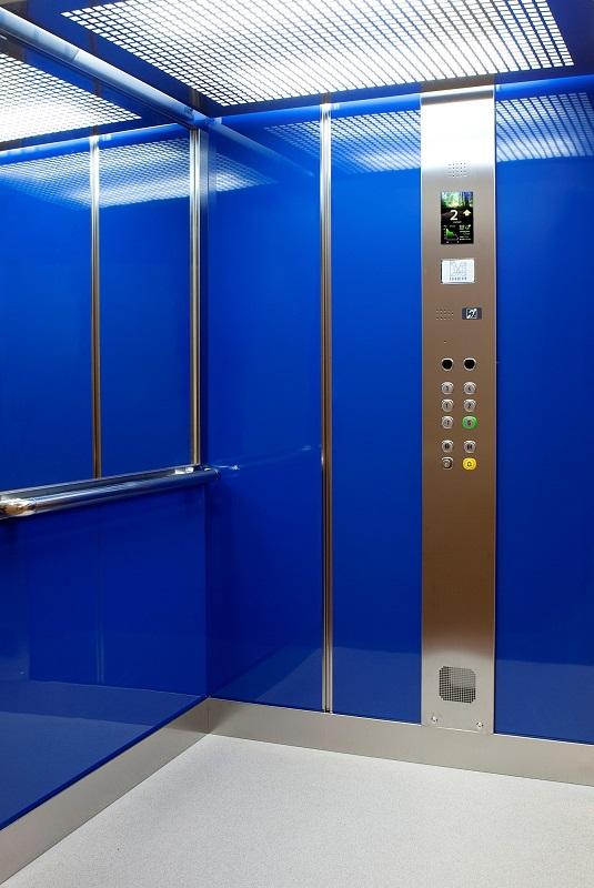 Лифт - видеонаблюдение