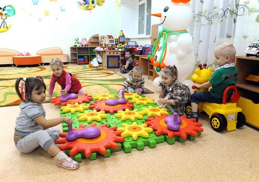 Видеонаблюдение в детском саде