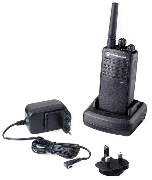Комплект рации Motorola XTNi