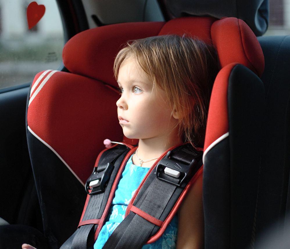 Автокресло Беллелли в машине