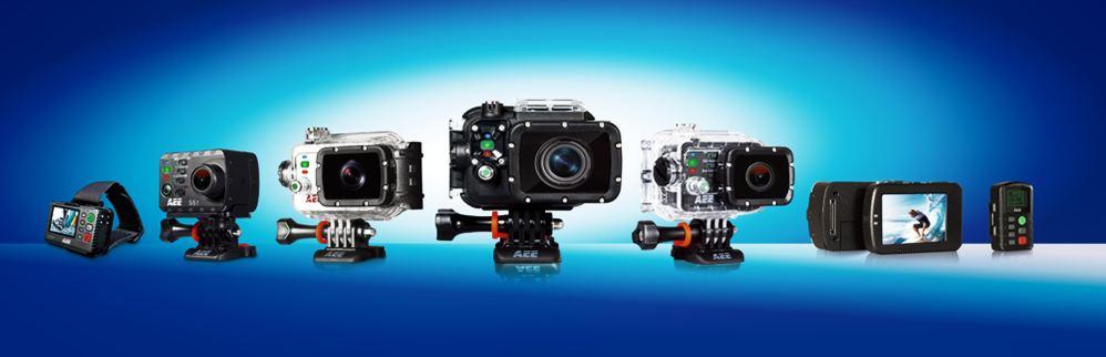 Спортивные камеры Аее