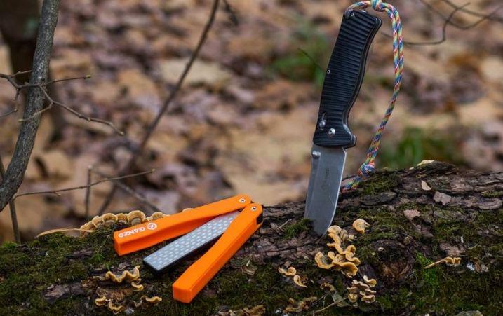 Точилка для ножа Ганзо