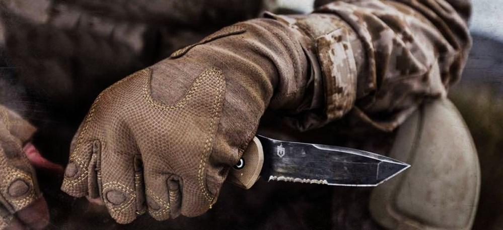 Боевой нож Гербер