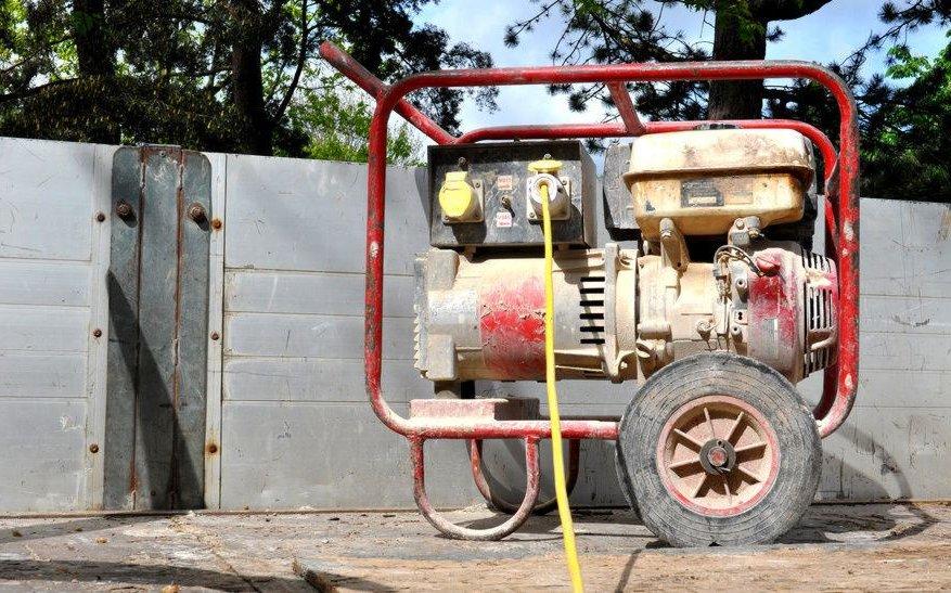Бензиновый генератор Глендейл