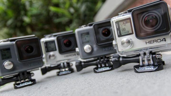 Камеры GoPro Хиро
