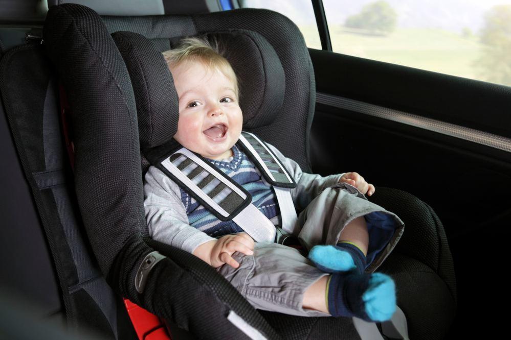 Автомобильное кресло heyner