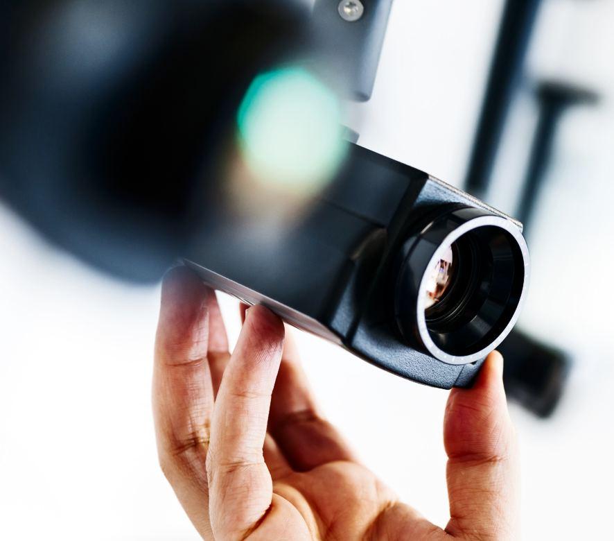 Камера видеонаблюдения Axis