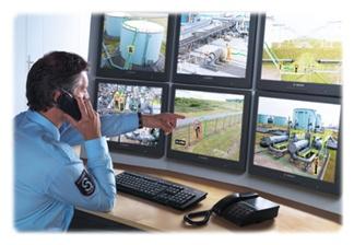 Системы видео наблюдения и контроля доступа