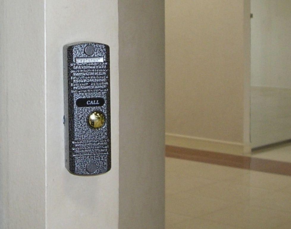 Вызывная панель с подсветкой CoVi Security