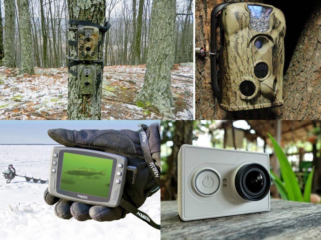 портативные камеры