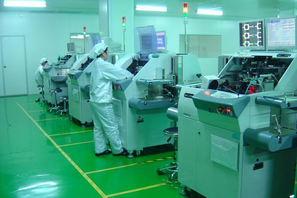 Производство Optoelectronics
