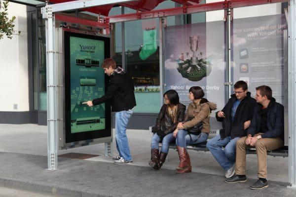 Городские информационные панели