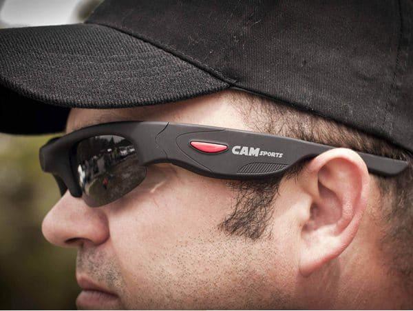 Солнцезащитные очки-камеры Camsports Coach