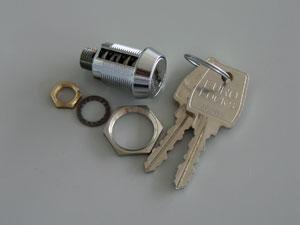 Ключевой замок EURO-LOCKS