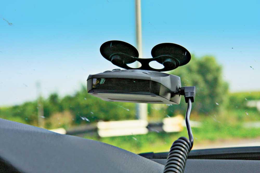 Aнтирадары и радары-детекторы