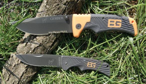 ножи компании Gerber