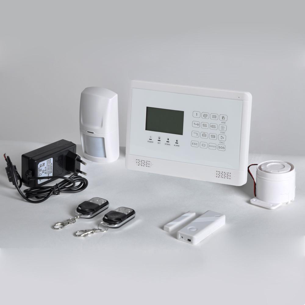 Система беспроводной gsm сигнализации Altronics AL-450 TOUCH KIT