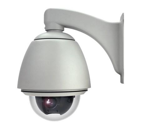 Уличная компактная PTZ-камера CoVi Security FPZ-300C-10x