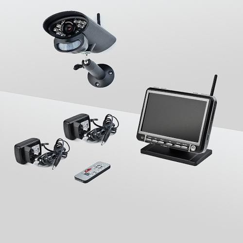 Комплект беспроводного видеонаблюдения Smartwave WDK-S01KIT