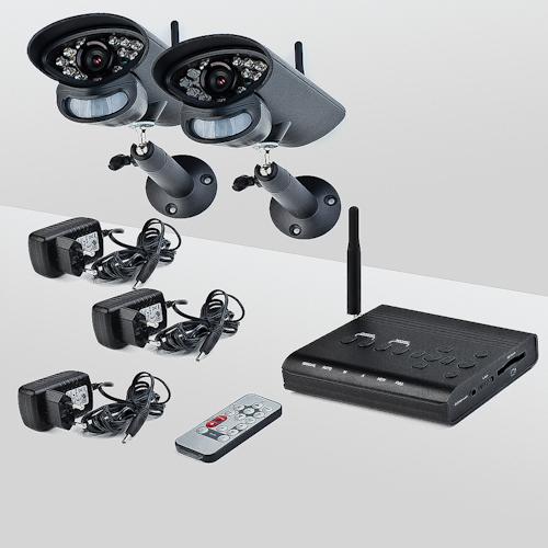 Комплект видеонаблюдения Smartwave WDK-S02x2 KIT
