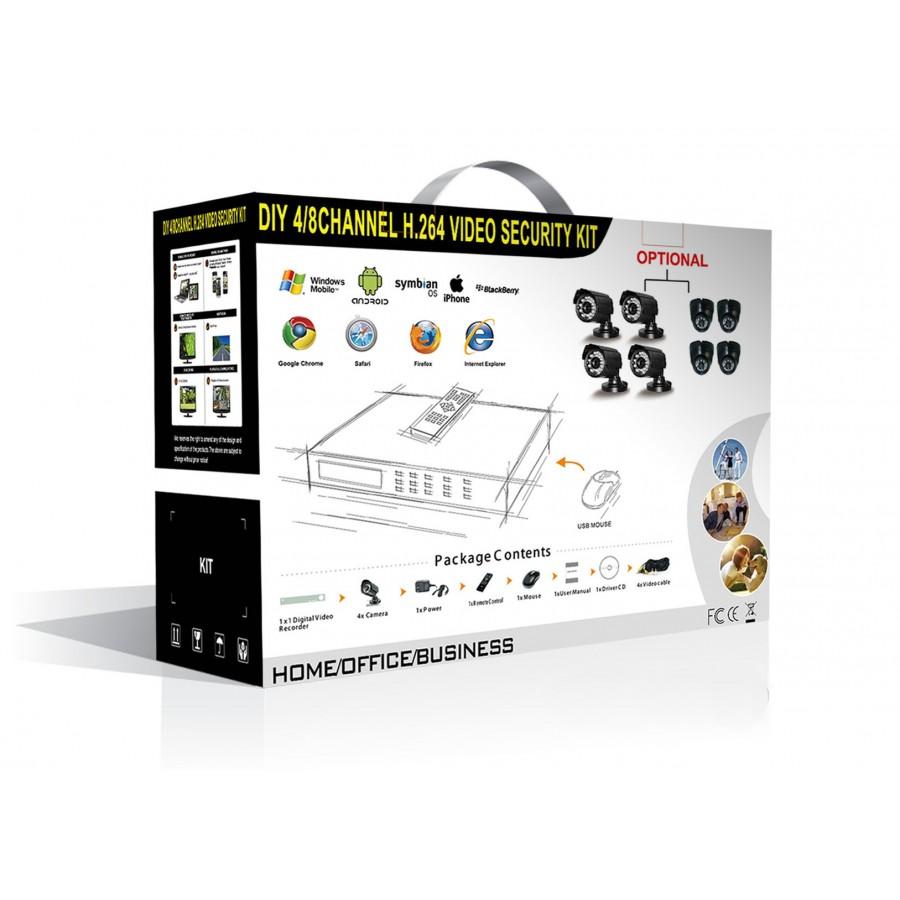 CoVi Security NVK-3003 WI-FI IP KIT комплект видеонаблюдения